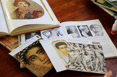 Ancient Rome Art Study