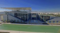 Stavros Niarchos Cultural Centre The project's challenges, figures, goals and main actors and Cavatorta's contribution to its development.