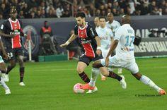 PSG 2 vs Olympique de Marseille 1 09/04/12 Ligue 1