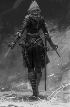 "cyrail: "" spassundspiele: "" Assassin – fantasy character concept by su jian "" Featured on Cyrail: Inspiring artworks that make your day better "" Fantasy Inspiration, Writing Inspiration, Character Inspiration, Character Concept, Character Art, Concept Art, Character Sketches, Character Prompts, Animation Character"