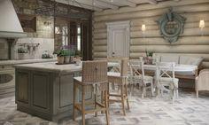 Дизайн интерьера дома в п.Зеленое: Столовые комнаты в . Автор – MJMarchdesign