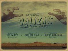 INVASION A VALIZAS