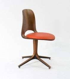 Swivel Chair | George Mulhauser for Plycraft | 1958