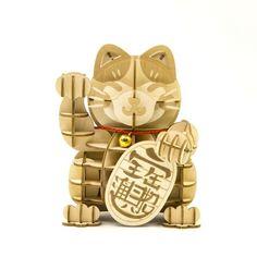 Maneki-neko Lucky Cat (Large)