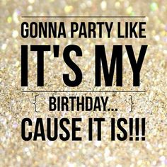 HAPPY BIRTHDAY TO MEEE / US @miss_246 #TURNUP OKAY EITHER MEET ME AT THE GLOBAL COOKOUT OR PEJUS TONIGHT !!!!!!