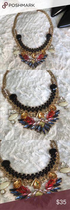 Spotted while shopping on Poshmark: Baublebar Statement Necklace! #poshmark #fashion #shopping #style #Baublebar #Jewelry