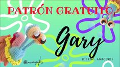 Tejiendo a Gary con amigukis - YouTube The Creator, Crochet, Youtube, Character, Amigurumi, Tejidos, Patterns, Ganchillo, Crocheting