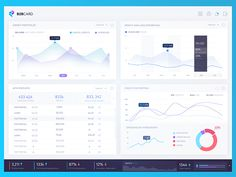 Dashboard/Analytics Page Inspiration - Muzli - Design Inspiration Join over others who enjoy Muzli for Chrome. Muzli is a goldmine of inspiring, beautiful & fresh content, stunningly delivered every time you open up a new tab. Dashboard Interface, Analytics Dashboard, Dashboard Design, User Interface Design, Web Design, Page Design, Flat Design, Ui Web, Data Visualization