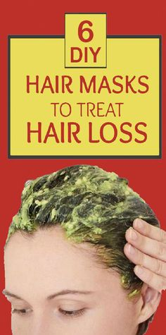6 Effective Hair Masks That Will Make You Forget About the Hair Issues - Healthstasy Hair Mask For Damaged Hair, Best Hair Mask, Hair Masks, Foods For Brain Health, Oil For Hair Loss, Hair Issues, Hair Loss Shampoo, Hair Loss Treatment, About Hair