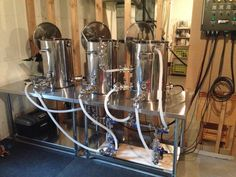 Stout HERMS system with manifold, good fittings, and parts list