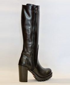 cizme-negre-5009-a Fall Shoes, Heeled Boots, Fall Winter, Heels, Collection, Women, Fashion, High Heel Boots, Heel