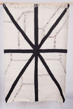 daymark 2015 cotton warp / wool weft 100 x 150 cm  Editions of 10. HK$12,000
