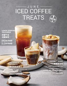 Discover recipes, home ideas, style inspiration and other ideas to try. Food Graphic Design, Food Poster Design, Food Design, Design Design, Coffee Menu, Coffee Poster, Coffee Drinks, Coffee Photography, Food Photography