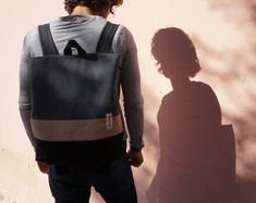 Convertible city backpack Crossbody bag Red & black waterproof canvas bag Chic women bag Stylish lightweight bag Unique gift for her Designer Messenger Bags, Magic Bag, Lightweight Backpack, Striped Bags, Convertible Backpack, Unique Gifts For Her, Day Bag, Zipper Bags, Etsy