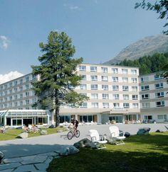 Hotel Stahlbad St Moritz