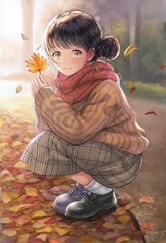 Manga Anime Girl, Anime Girl Drawings, Anime Neko, Kawaii Anime Girl, Manga Art, Anime Girls, Art Drawings, Pretty Anime Girl, Cool Anime Girl