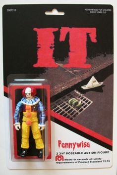 IT | Pennywise The Clow Action Figure