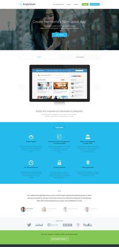 Brightalyze #webdesign