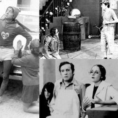 fotos inéditas de la chilindrina y los personajes del chavo