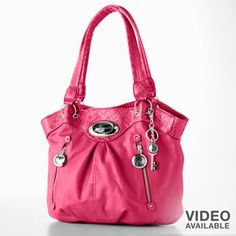 Rosetti Nola Snakeskin Shopper. My new purse!  Love it!
