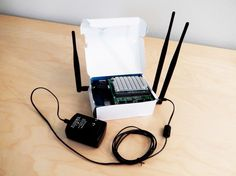 ProxyHam : With This Device You Can Connect Anonymously To Wi-Fi 2.5 Miles Away Now, a researcher has created a device to give whistleblowers, dissidents, and , an extra layer of anonymity. It's called Proxyham and it's essentially a hardware proxy that allows real paranoids to connect to a far-away public Wi-Fi network over a low frequency radio connection, making it more difficult for cops or spies to find the real source of the internet traffic.
