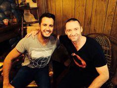 Luke Bryan on Jimmy Fallon with Jack Hughman