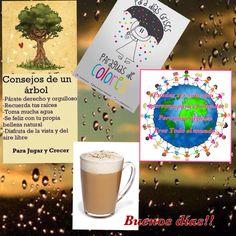 Café y buenos dias