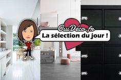 Lucie aime] Le best-of du jour Kallax, The Selection, Home Decor, D Day, Interior Design, Home Interiors, Decoration Home, Interior Decorating, Home Improvement