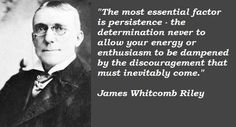 James whitcomb riley famous quotes 4
