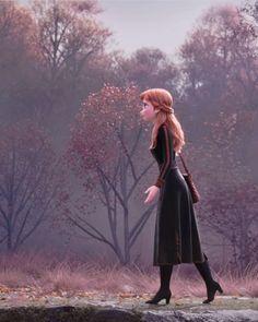 Fantasia Disney, Disney Princess Frozen, Anna Frozen, Disney And Dreamworks, Disney Pixar, Anna Kristoff, Frozen Pictures, Frozen Wallpaper, Model Sketch