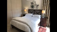 Fully Furnished | Garden Cottage | To Let | Erasmuskloof | Pretoria East... Holiday Accommodation, Garden Cottage, Pretoria, Bed, Furniture, Home Decor, Decoration Home, Stream Bed, Room Decor