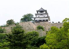 Marugame Castle http://www.city.marugame.lg.jp/sightseeing/spot/01.html #japan #Kagawa #shiro
