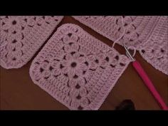 Love scrap use maybe that happens to all old knitters and crocheters lol jh crochet fox crochet gifts love crochet crochet granny crochet squares crochet lace crochet motif crochet stitches crochet patterns – ArtofitCal crochet in boom flower squar Crochet Blocks, Afghan Crochet Patterns, Crochet Squares, Crochet Motif, Diy Crochet, Crochet Doilies, Crochet Flowers, Crochet Stitches, Crochet Videos