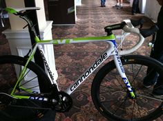 SuperSix Evo Cannondale Team Edition Liquigas 2012 Mavic Cosmic SLR Sram RED