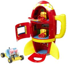 BARGAIN Peppa Pig Spaceship Adventure Playset JUST £16.13 At Amazon - Gratisfaction UK Bargains #bargains #peppapig
