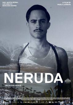 Neruda (2016, Pablo Larrain)