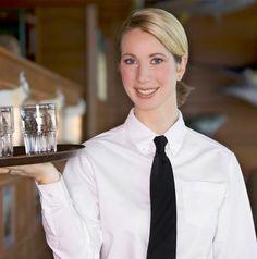 Hire a food waiter