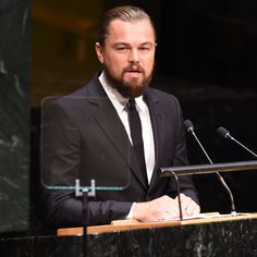 Pin for Later: Diese Rede wirft ein ganz anderes Licht auf Leonardo DiCaprio