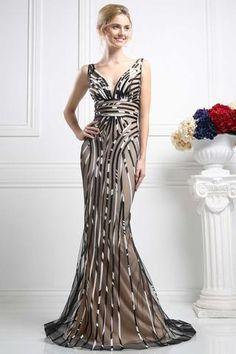 Longas Evening Dress with V Neck  alwayspromdresses  dressbyalwaysprom   alwayspromstore Ball Gowns Evening 78fe21d9773b
