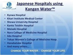 kangen water is a special water the result of combination of alkaline water and hydrogen rich water.