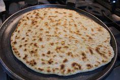 Veggie-ssima: Base per pizza fatta in casa (senza lievito)