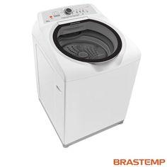 Imagem para Lavadora de Roupas 15 Kg Brastemp com 07 Programas de Lavagem Branca - BWH15AB a partir de Fast Shop
