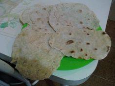 Imagem da receita Pão de frigideira (pão ázimo - sem fermento)