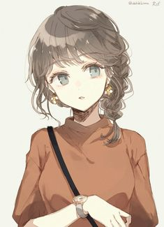 6 Anime Kawaii Pictures – About Anime Fille Anime Cool, Art Anime Fille, Cool Anime Girl, Pretty Anime Girl, Beautiful Anime Girl, Anime Art Girl, Anime Girls, Fan Art Anime, Anime Oc