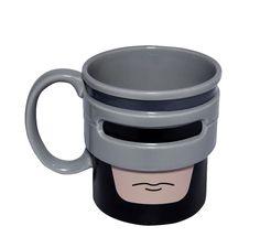 Caneca de Ceramica Robocop