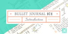 I'm SO excited to bring you a brand new series on the blog this month! Join me every Monday in September as we dive into the ins and outs of the Bullet Journal system!