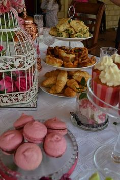 Hostess with the Mostess® - French High Tea by Your Unique Party