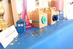 charlies doctor who bridal shower by charlie-heart, via Flickr