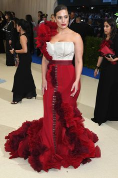 Ashley Graham in H&M. Photo:Dia Dipasupil/Getty Images
