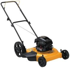 Poulan Pro 2 in 1 High Wheel Mower  in Spring Big Book Pt 1 from Fingerhut on shop.CatalogSpree.com, my personal digital mall.